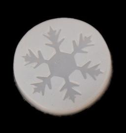 Ronde Mal Sneeuwvlok 002