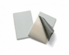 Tag Rechthoek aluminium 20x30 mm