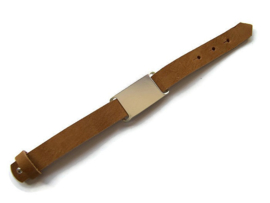 VOORDEELVERPAKKING 15 stuks Connector Slider Tag Rood Aluminium