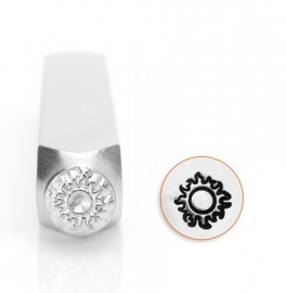 Design stempel Sun 6mm ImpressArt