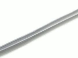 Koreaans Polyester Waxkoord Grijs 0,5mm