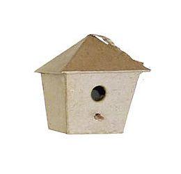 AC331-3 Mini Vogelhuisje 3 (XS)