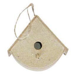 AC331-1 Mini Vogelhuisje 1 (XS)