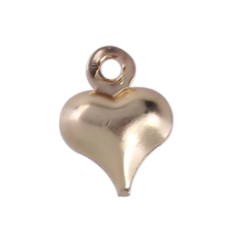 Bedel Tiny Heart Light Rose Gold Plated