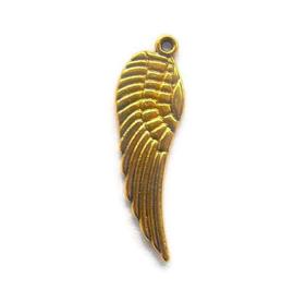 Bedel Vleugel Gold Plated
