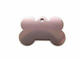 Dog Bone Pink aluminium