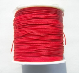 Chinese Knotting Cord  Rood