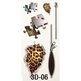 Tattoo's  3D-06