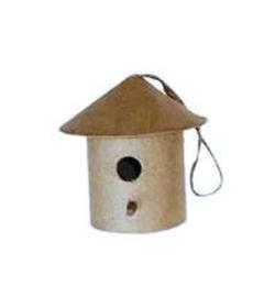 AC331-4 Mini Vogelhuisje 4 (XS)