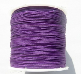 Chinese Knotting Cord  Paars