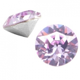 Swarovski Elements SS39 puntsteen (8mm) Violet Purple
