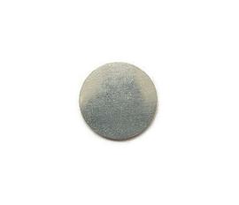 GROOTVERPAKKING 24 stuks ImpressArt Tag rond aluminium 12,7mm