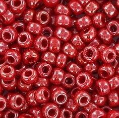 08-426 Miyuki Opaque Luster Red 8/0