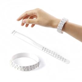 PVC Armband meetlint
