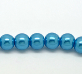 Glasparel Blue 8mm (Per streng)