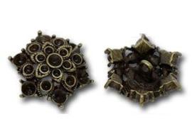 Knoop metaal met oog 037