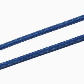 Koreaans Polyester WaxkoordDonker Blauw 0,5mm