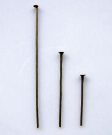 Nietstift brons 20mm