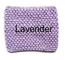 Gehaakte Top Lavender  S  (maat 50 t/m 80)
