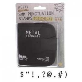 Punctuation stempel set 3mm