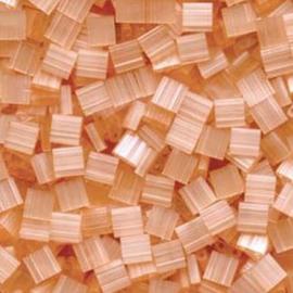 TL-2555 Miyuki TILA Silk Pale Light Coral 5x5mm