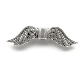 Engelen vleugels zilverkleur