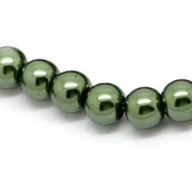 Glasparel Green 8mm (Per streng)