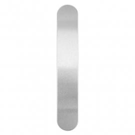 Armband strip aluminium 155 x 25 x 1,7mm ImpressArt