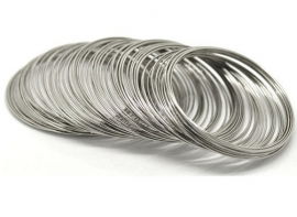 Memory Wire 55-60mm  0.8 dik