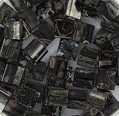 TL5-4511 Miyuki TILA Opaque Picasso Black 5x5mm