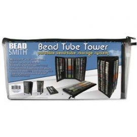 Bead tube tower