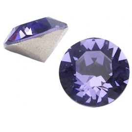 Swarovski Elements SS39 puntsteen (8mm) Tanzanite Purple