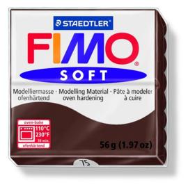 Fimo Klei Soft Choco No.75