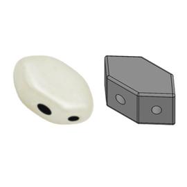 Paros Opaque White Ceramic Look