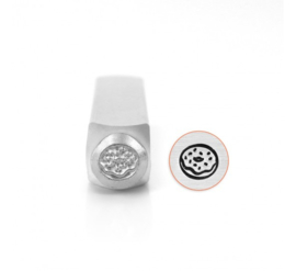 Design stempel Donut 6mm ImpressArt