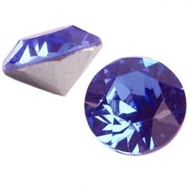 Swarovski Elements SS29 puntsteen (6.2mm) Sapphire