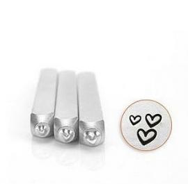 Design stempel set Hearts Impressart ImpressArt