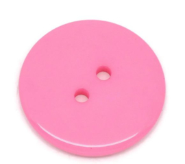 Knoop Resin Rond Roze
