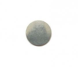 Tag rond aluminium 12,7mm (1.3mm dik)
