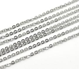 304 RVS stainless steel schakelketting