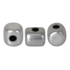 Minos Silver Alluminium Mat