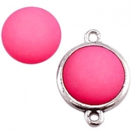 Cabochon Polaris matt 12 mm Soft Rose Pink