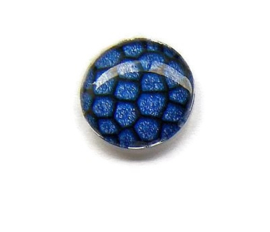 Dragon Skin 001, 25mm Glas Cabochon Rond