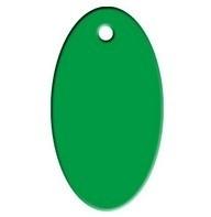 Ovaal Green aluminium