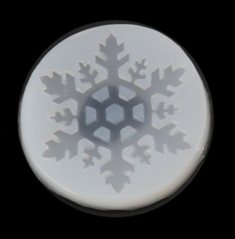 Ronde Mal Sneeuwvlok 001
