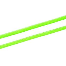 Koreaans Polyester Waxkoord Appel Groen 0,5mm