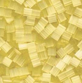 TL-2554 Miyuki TILA Silk Pale Yellow 5x5mm