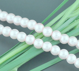 Glasparel Ivory Pink 8mm (Per streng)