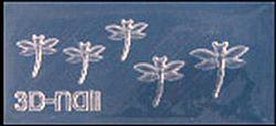 Mini Mal Mini Libellen Transparant