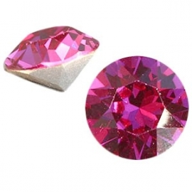 Swarovski Elements SS39 puntsteen (8mm) Fuchsia